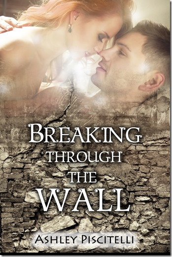 Custom Book Cover Breaking Through The Wall