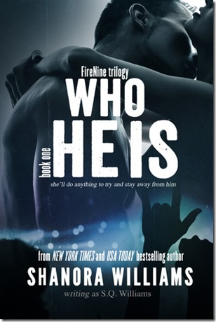 Who He Is Cover