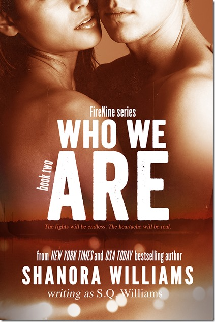 Who We Are-SQ Williams COVER FRONT