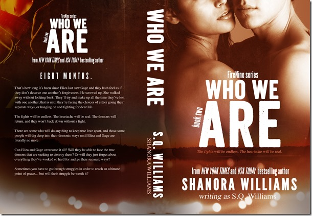 Who We Are-SQ Williams FULL WRAP